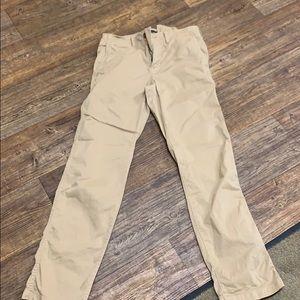 Men's khaki pants size 30x34 never worn